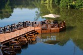 Le Forges Hôtel - Lac et Barque