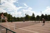 Le Forges Hôtel - Terrain de Tennis