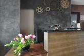 Grand hôtel des bains à Fouras – accueil