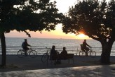 Grand hôtel des bains à Fouras – balade en vélo à Fouras