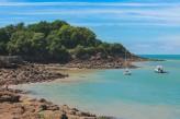 Grand hôtel des bains à Fouras – Ile d'Aix, accessible en bateau depuis Fouras – durée de la traversée 20 min