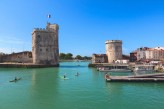 Grand hôtel des bains à Fouras – La-Rochelle située à 29km de l'hôtel
