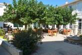 Grand hôtel des bains à Fouras – Patio