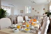 Grand hôtel des bains à Fouras – petit déjeuner