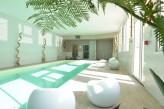 Grand hôtel des bains à Fouras – Spa – piscine jour