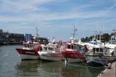 Le Grand Hotel-Touquet-Paris-Plage: Bateaux de pêche à Boulogne-sur-Mer à 38km de l'hôtel