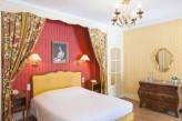 Hostellerie de la Poste - Chambre Napoléon