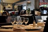 Hôstellerie la Vielle Ferme - salle restaurant