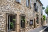 Hostellerie Le Castellas - Facade côté rue