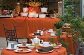 Hostellerie Le Castellas - Petit Déjeuner buffet