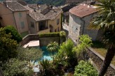 Hostellerie Le Castellas - Vue chambre