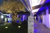 Hôtel ile de Ré - Extérieur nuit