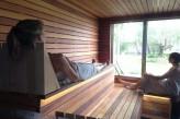Hôtel ile de Ré - sauna