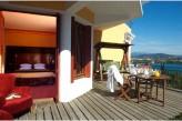 Hôtel Les Tresoms & Spa - Chambre Prestige Vue Lac
