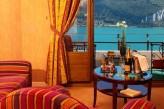 Hôtel Les Tresoms & Spa - Chambre Vue Lac
