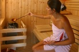 Hôtel Les Tresoms & Spa - Spa Sauna