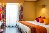 Hotel Spa du Bery St Brevin - Chambre Vue Pins couleur orange