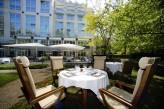 Hotel Vichy Spa les Célestins - Terasse