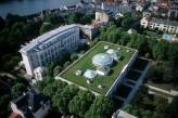 Hotel Vichy Spa les Célestins - Vue Aerienne