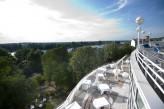 Hotel Vichy Spa les Célestins - Vue Exterieure Terrasse