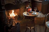 Hôtel l'Yeuse & Spa - Cognac au coin du feu