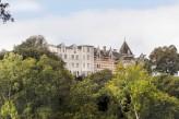 Hôtel l'Yeuse & Spa - Facade jardin
