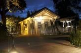 Hôtel l'Yeuse & Spa - Jardin de nuit