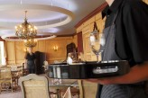 Hôtel l'Yeuse & Spa - Restaurant service