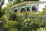 Hôtel l'Yeuse & Spa - Vue sur le jardin