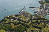 Hôtel-Musée La Citadelle Vauban - Vue aérienne de l'hôtel2