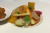 Manoir de la Poterie & Spa - Tartelette aux légumes