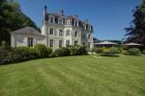 Najeti Château Clery à Hesdin l'Abbé - Façade Parc