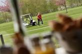Najeti Hôtel du Golf Lumbres - St Omer - Petit déjeuner face au golf