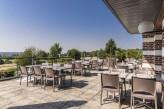 Najeti Hôtel du Golf Lumbres - St Omer - Terrasse Club House