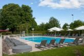Hôtel Club Cosmos et Spa - Piscine et bains de soleil