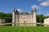 Le Relais de Margaux - le Chateau Baron à Pauillac à 20km de l'hôtel
