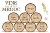 Le Relais de Margaux : Vins et  Vignoles des environs