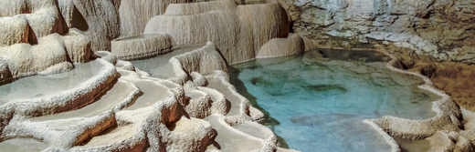 chateau de la barge Grotte de la Balme