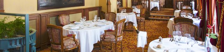 Restaurant le 7eme Hostellerie de la Poste