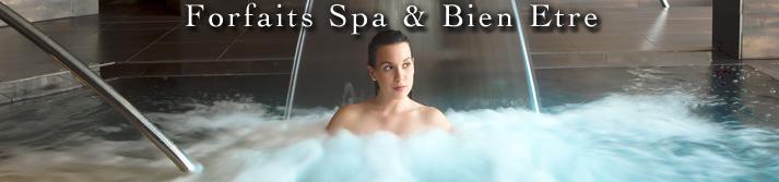 Forfaits spa Hotel du Beryl Saint Brevin