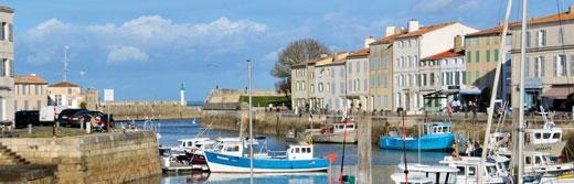 Port-de-Saint-Martin-de-Ré-sur-l-île-de-Ré
