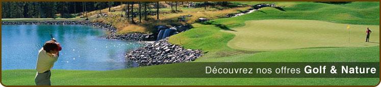 Golf et Nature