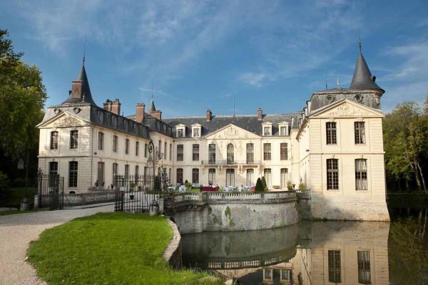Chateau D Ermenonville Chambre Et Diner A Partir De 85