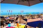 Hôtel Spa du Bery St Brevin - Restaurant Terrasse