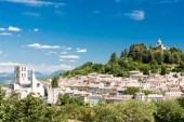 Bastide Saint Georges & Spa : Vue Forcalquier