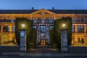 Hôtel HermitageHermitage - Facade Nuit
