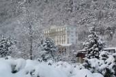 Hôtel Radiana & Spa – sous la neige