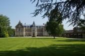 Château Tilques - Façade et parc