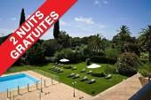 Hôtel Valescure Golf & Spa - Extérieur 2 nuits gratuites