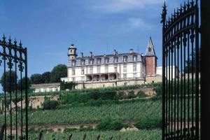 Château d'Isenbourg - Vue Extérieure